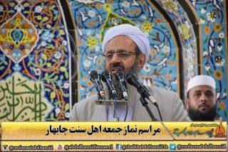 انتقاد مولانا عبدالحمید از الحاق زمینهای مردم به «اراضی ملی» در جنوب بلوچستان