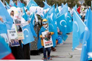 عفو بینالملل رفتار چین با مسلمانان اویغور را محکوم کرد