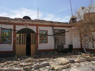 وقوع زمینلرزه در استان بوشهر