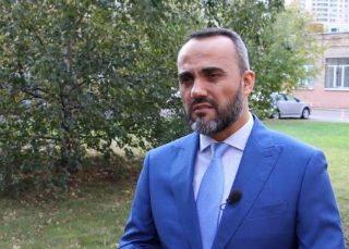 پیام استرداد «عزت امان» به تاجیکستان
