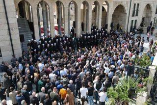 افتتاح مرکز اسلامی با حضور نمایندگان آمریکا و اروپا در صربستان