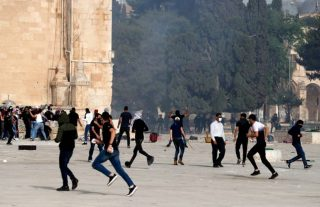 ادامه تنشها در بیتالمقدس با صدها زخمی؛ شورای امنیت تشکیل جلسه میدهد