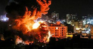 سومین روز حمله رژیم صهیونیستی به غزه/ شمار شهدا به ۴۳ نفر رسید