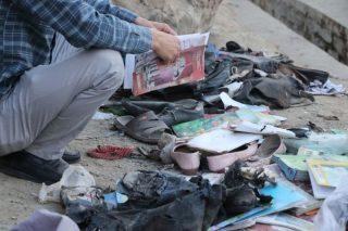 انفجار مرگبار در یک مدرسه دخترانه در کابل دهها کشته برجا گذاشت