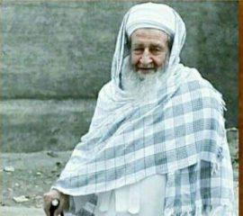 مولانا خواجه عبدالواحد احراری دعوت حق را لبیک گفت
