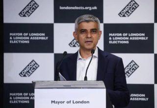 صادق خان برای دومین دوره شهردار لندن شد