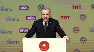 اردوغان خواستار ایجاد شبکه ارتباطی بینالمللی برای مبارزه با اسلامهراسی شد