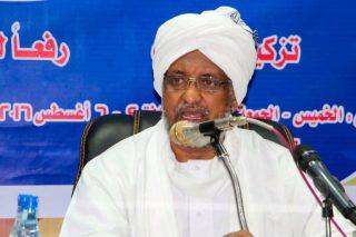 دبیرکل جنبش اسلامی سودان درگذشت