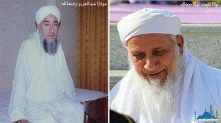 مولانا عبدالعزیز رحمهالله در کلام مولانا نظرمحمد دیدگاه رحمهالله