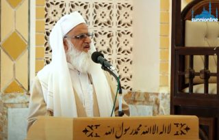 مسلمانان تحت هیچ شرایطی نباید ناامید شوند، بلکه «تقوا» و «صبر» پیشه کنند