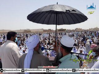 مراسم تشییعجنازه مولانا نظرمحمد دیدگاه رحمهالله برگزار شد