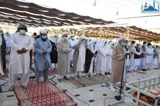 مراسم تشییعجنازۀ مولانا عبدالرحمن محبی رحمهالله برگزار شد