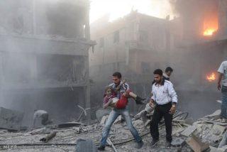 کشتهشدن بیش از 350 هزار نفر در جنگ داخلی سوریه تایید شده است