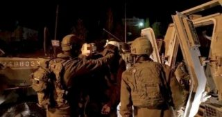 درگیری مسلحانه در کرانه باختری/ 4 فلسطینی به شهادت رسیدند