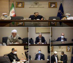 دیدار شماری از علما و فعالان سیاسی برجستۀ اهلسنت با وزیر فرهنگ و ارشاد اسلامی