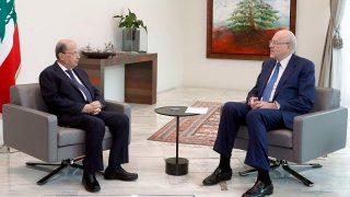 دولت جدید لبنان پس از یک سال کشمکش سیاسی تشکیل شد