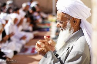 مولانا عبدالکریم قهستانی، امامجمعه بُجد درگذشت