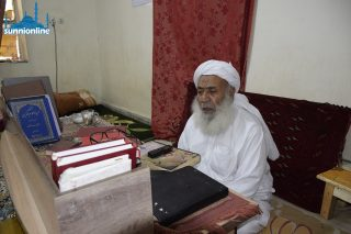 نیم قرن خالصانه در خدمت قرآن