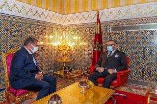 پادشاه مغرب «عزیز اخنوش» را بهعنوان نخستوزیر منصوب کرد