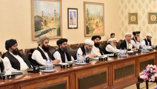 دولت جدید افغانستان به رسمیت شناخته شود