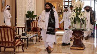 نشست سهجانبه نمایندگان اتحادیه اروپا، آمریکا و دولت موقت افغانستان در قطر