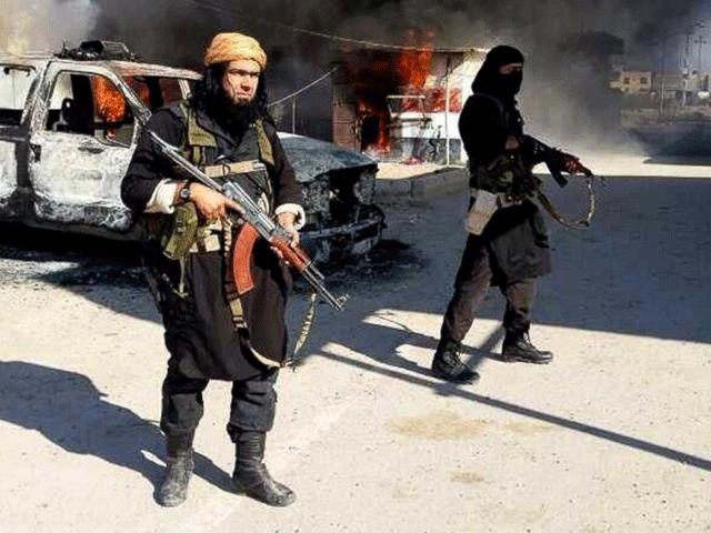 داعش نے شام سے عراق جانے والی آخری چیک پوسٹ پر بھی قبضہ کرلیا