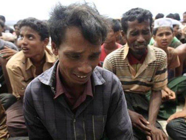 میانمارمیں بودھ بھکشوؤں کے مظالم،مسلمانوں کی نقل مکانی جاری