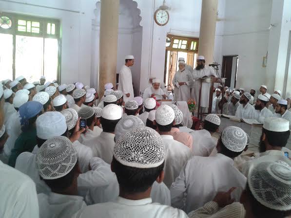 اخلاص کے ساتھ تھوڑا عمل بھی وزنی ہوتاہے: مولانامحمدولی رحمانی