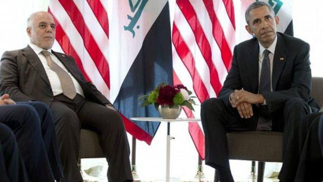 دولت اسلامیہ کا قبضہ چھڑانے کے لیے اس وقت کوئی پالیسی نہیں: اوباما