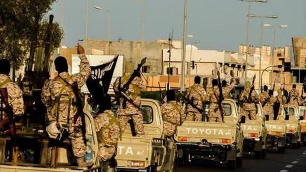 داعش کا لیبی شہر سرت پر مکمل کںڑول کا دعوی