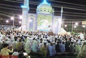 زاہدان: جامع مسجد مکی میں ختم قرآن ہوگیا