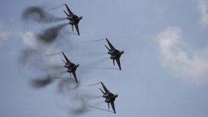 'امریکا نے شام میں رہائشی علاقوں پر کیمیائی ہتھیار داغے'