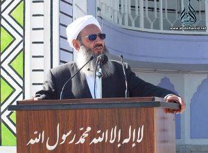 مولانا عبدالحمید نے مدینہ منورہ میں خودکش حملے کی شدید مذمت کردی
