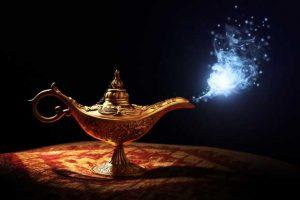 آسیب اور جادو