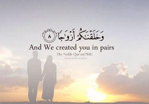 شادی اور اُسوۂ رسول صلی اللہ علیہ وسلم