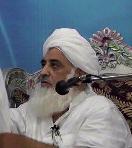 پیر طریقت مولانا عبدالحفیظ مکی کا سانحہ ارتحال