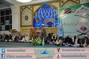ایرانی جامعات کے سنی طلبا کا سالانہ اجتماع منعقد ہوگیا