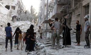 شام، عالمی طاقتوں کی بے حسی، عالم اسلام کیلئے لمحۂ فکریہ