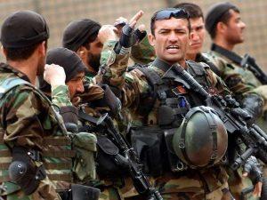 افغانستان: 'داخلی حملے' میں 3 امریکی فوجی ہلاک