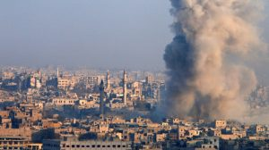 فائر بندی معاہدہ روبعمل آتے ہی جنوبی شام میں سکون ہو گیا
