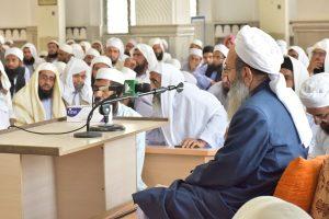 شیخ الاسلام مولانا عبدالحمید کی علمائے کرام کو نصیحتیں