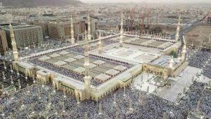 مسجد نبوی میں کرونا وائرس سے بچاو کے مزید سخت حفاظتی انتظامات