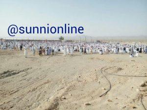 شیخ الحدیث مولانا حسین پور کی نماز جنازہ ادا کی گئی