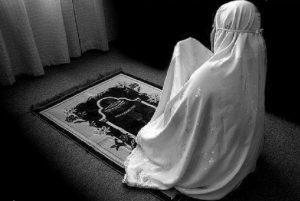 مرد و عورت کی نماز کا فرق:
