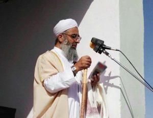 مولانا عبدالرشید: اہل سنت ایران کے ساتھ ظلم ہوا ہے