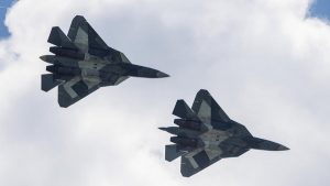 شام: دیر الزور میں روس کے فضائی حملوں میں 50 شہر ی ہلاک
