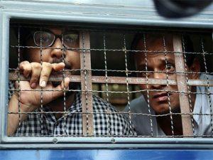 روہنگیا مسلمانوں کی کوریج پرمیانمارمیں ترک چینل کے صحافیوں کو سزا