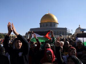 ارض فلسطین پنجہ یہود میں جکڑی مقدس سرزمین