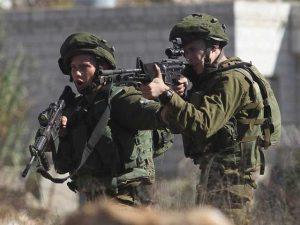اسرائیلی فوج کی فائرنگ سے فلسطینی نوجوان شہید