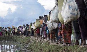 میانمار میں روہنگیا مسلمانوں کی نسل کشی جاری ہے، اقوام متحدہ